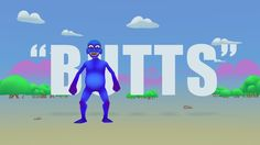 """""""BUTTS"""" on Vimeo"""