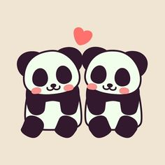 ❤️  #panda #pandakuma  #love #heart https://store.line.me/stickershop/detail?packageId=1001741