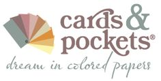 Cards & Pockets - create your own patterned paper in many color choices.  Great source for making your own invites