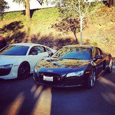 Audi R8's