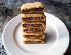 Fig Newtons (paleo, AIP, vegan) from Flash Fiction Kitchen