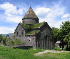 Monastère de Sanahin en Arménie