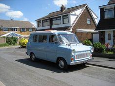 Transit mk1 camper van SOLD (1972) on Car And Classic UK [C88403]