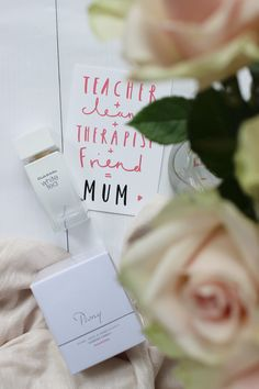 Mother's Day Gift Guide | IRIDESCENT PLACES White Company Candles, The White Company, Letterbox Flowers, Bloom And Wild, Spring One, Prosecco, Mother Day Gifts, Dried Flowers, Iridescent
