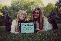 Best friends photoshoot.
