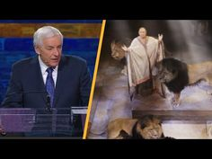 """Pastor David Jeremiah is live for his new sermon and message titled """"The Book of Daniel Explained"""" and it is not a session you will like to miss. Dr David Jeremiah, Pastor David, Book Of Daniel, End Times Prophecy, Christian Music Videos, Biblical Inspiration, Bible Truth, Christian Life, The Book"""