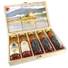 ..must find this. Gaelic whiskey collection. uisge beatha!