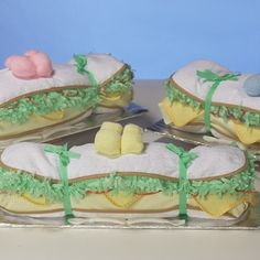 Baby Buffet - Baby Hoagie Baby shower gift by Baby Gifts N Treasures.com