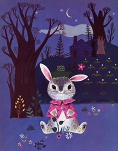 Funny Bunny by Rachel Learnard  Illustrated by Alice and Martin Provensen