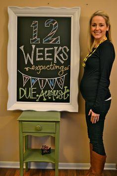 12 Week Pregnant Belly,