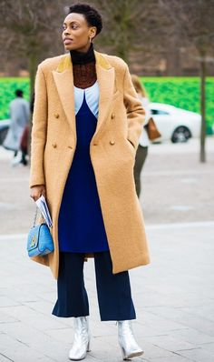 The perfect fall layered look.