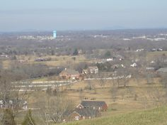 Shelbyville, Tennessee- where my 2nd house was for 20 years