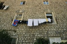 Clothing, in Dubrovnik