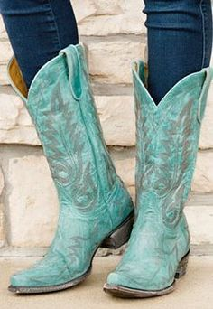 Cool cowboy boots from Cavenders.