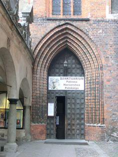 WWW Wiersze Wycieczki Wspomnienia: Gotyckie kościoły Torunia: kościół pw. Wniebowzięcia NMP oraz pw. św. Jakuba i św. Filipa