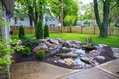 Aquascape Your Landscape: How a Pondless Waterfall Created an Outdoor Retreat