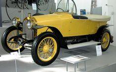 Audi type C – 1912