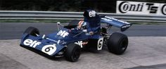 Francois Cevert (1944-73, killed in practice at Watkins Glen), Tyrrell