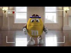 ▶ M&M's 2014 Super Bowl Commercial - YouTube