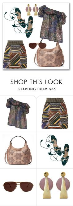 """""""Romantic"""" by robbys73 ❤ liked on Polyvore featuring Chloé, Missoni, Mellow World, Manolo Blahnik, Cartier and History + Industry"""