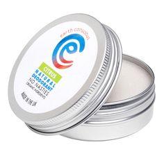 Earth Conscious Natural Deodorant Cream Citrus