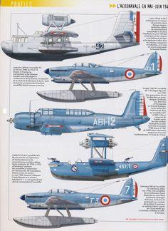 L'Aéronavale en 1940