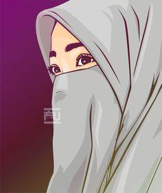 Hijab islam muslim islam quran hijab dpz anime muslimah love in islam islam Best Facebook Profile Picture, Tmblr Girl, Cover Wattpad, Hijab Drawing, Muslim Hijab, Islam Muslim, Islam Quran, Islamic Cartoon, Hijab Cartoon