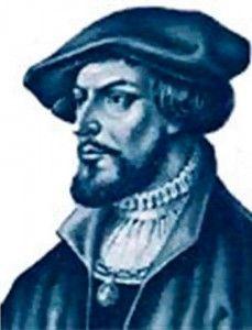 Rodrigo de Bastidas, explorador y conquistaro español. Fundador de Santa Marta (Nueva Granada)