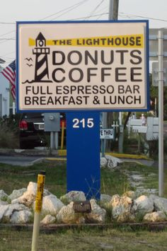 Indian Rocks Beach, FL.  Some of the best donuts ever!