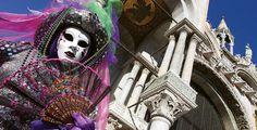 El mágico carnaval de Venecia