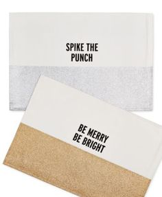 kate spade new york Food for Thought Placemats | macys.com