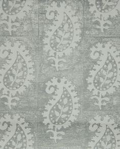 grey paisley pattern