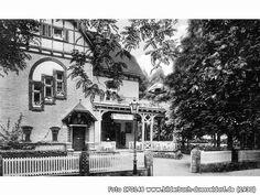 Waldcafe, Auf der Hardt, 40625 Düsseldorf - Gerresheim (1930)