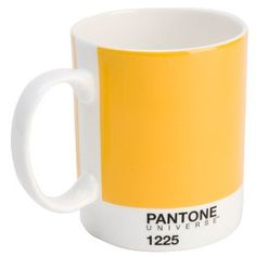 #PantoneMug, #CornishCream1225.