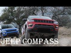 2017 JEEP Compass Trailhawk Sport Off Road Review - Interior - Specs Rev...