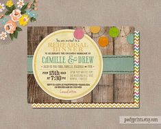 Hey, I found this really awesome Etsy listing at https://www.etsy.com/listing/103562149/rustic-rehearsal-dinner-invitations