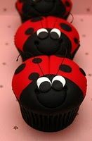 Ladybugs!  How cute is that?