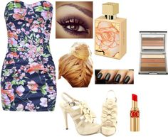 """Casual Party"" by peyton-snyder-1 ❤ liked on Polyvore"