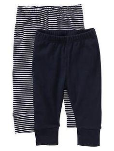 Favorite cuffed pants (2-pack)   Gap