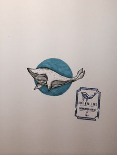 Blue Label Line Whale Tattoo Design  From Blue Whale Ink Design by _park_tae_  Work In Korea, Seoul, Hongdae Kakao: taemin0509 Insta: _park_tae_ Email: hopetaemin@naver.com Phone: 010.9922.2511
