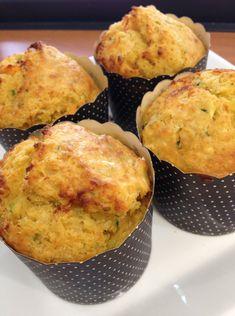 Savoury Muffins – Maybe Martha…