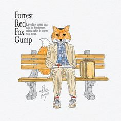 foxred gump