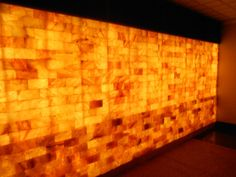 We offer Salt Walls with and without illumination. We also help you with the design. The pictures you see here we built on different places. The costs start with $100 for each Square Feet with illumination. We dont just deliver the salt, we also build it for you.  Panels have to be picked up in Bellevue/WA , but we build walls and rooms everywhere. Please ask for an estimate!  --------------------------------  Why is it healthful to build a Himalayan Salt Wall or Room into your house or…