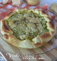 Torta rustica con pesto e patate ricetta facile e veloce