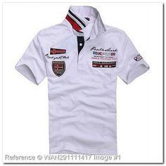 71.95 EUR | trendy.to - Paul Shark. Newport Sydney. Royal Yachting Club - NT117AX. Camisas de Polo. Ropa de hombres. Ropa de moda y comp