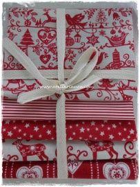 Scandinavisch Kerst pakketje