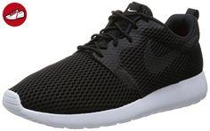 Nike Roshe One Hyperfuse Br Herren Laufschuhe, Black (Black / Black-White)
