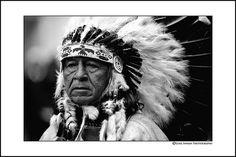 Native American by Luke Inman, via Flickr