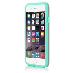 Incipio iPhone 6/6S Stowaway Case - Grey / Teal