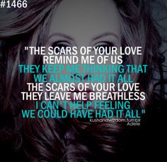 Rolling In The Deep...Adele